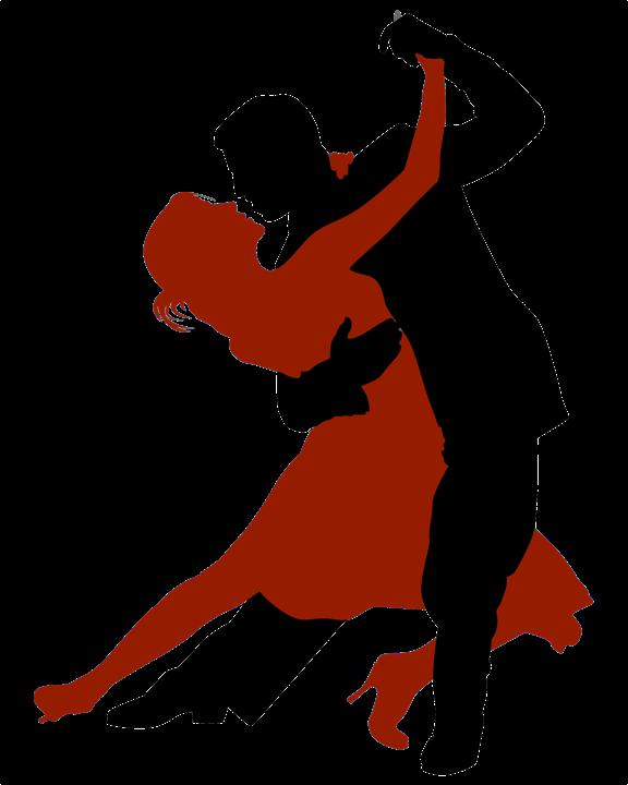 Tango dance icon