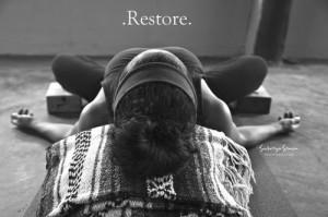 Restorative Thai Massage
