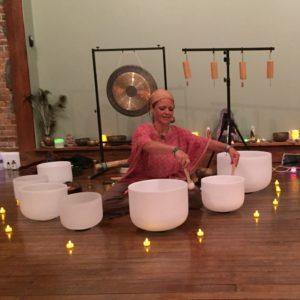 Sound Healing and Restorative.12.17.16