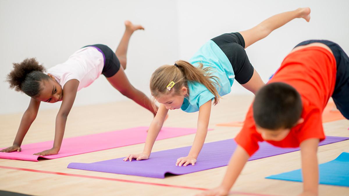 Kid's Yoga Camp w/ Julie Pellerin-Herrera   Berkshire Yoga ...