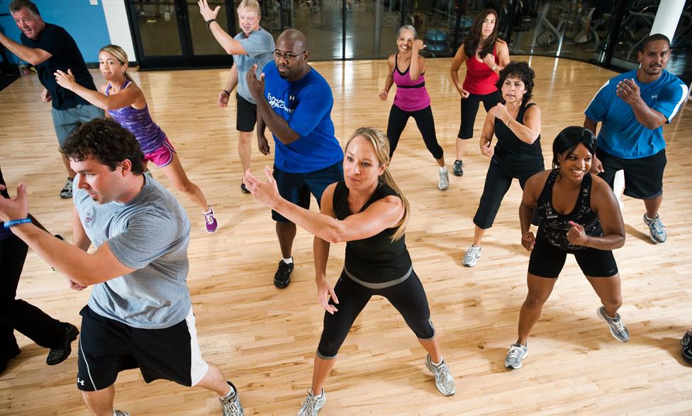 cardio group training, crdio myths, workout myths