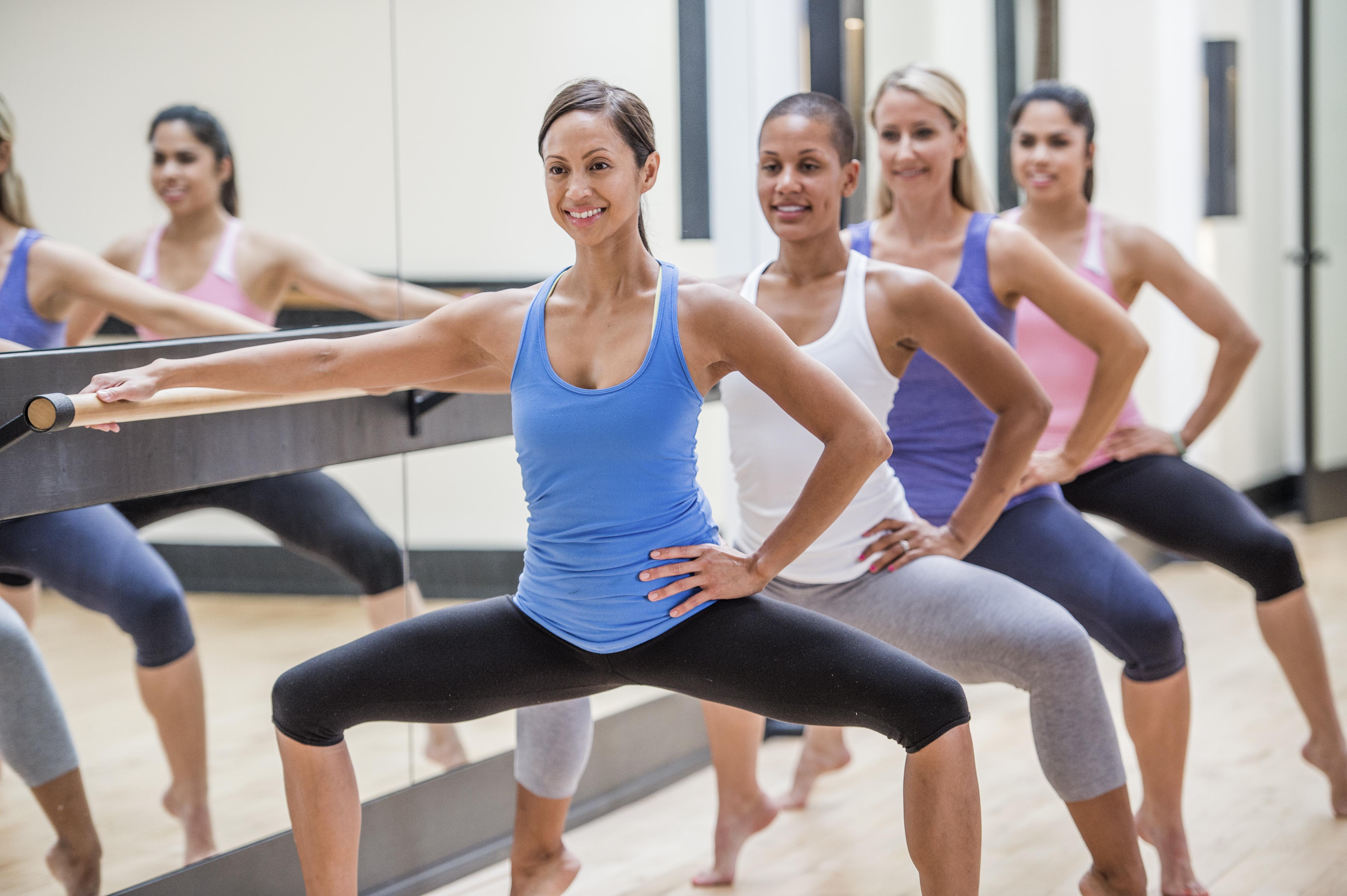 FREE Barre Sculpt Class w/ Tanya Grillon - Berkshire Yoga